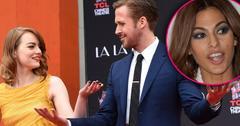 Ryan gosling eva mendes jealous of emma stone chemistry h
