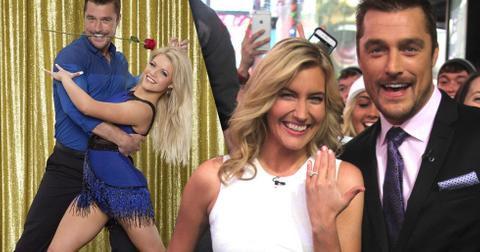 Chris soules whitney bischoff dwts wedding