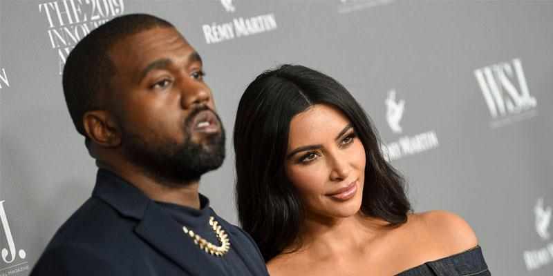 Kanye West Gets Annoyed With Kim Kardashian In New Interview