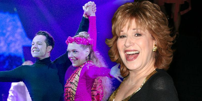 Joy Behar Thinks Carole Baskin's Missing Husband Should Join DWTS?
