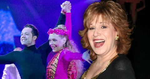 Joy Behar Thinks Carole Baskin's Missing Husband Should Join DWTS?