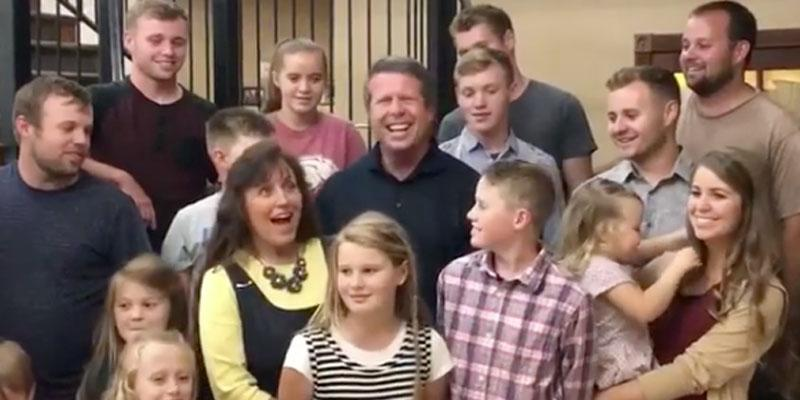 The duggars welcome another baby pp