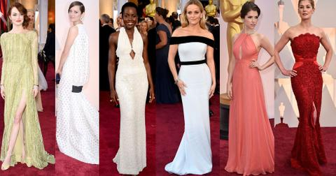 Best wackiest and worse dresses 2015 oscars