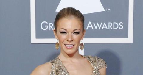 LeAnn Rimes At The Grammys