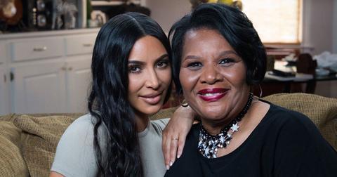 Kim Kardashian Alice Johnson Video PP