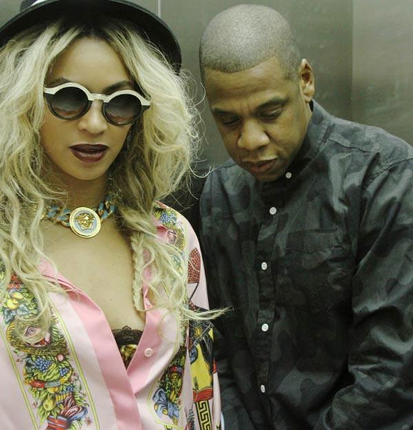 Beyonce jay z grammy awards