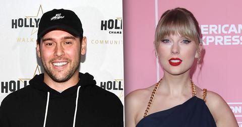 Taylor Swift Scooter Braun Billboard PP