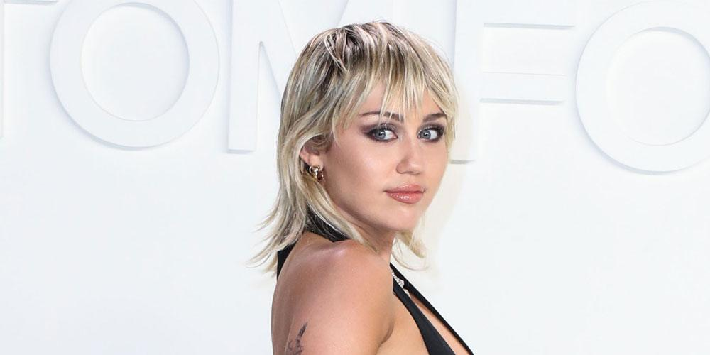 Miley Cyrus Talks About Dating And FaceTime Sex Amid The Pandemic
