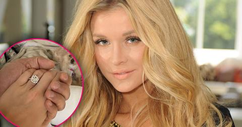 Joanna krupa engaged