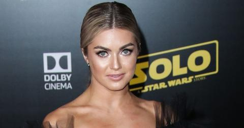 Lindsay Arnold At Solo Premiere