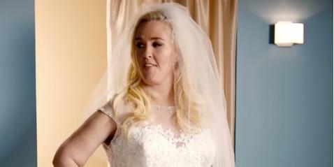 Mama june getting married see wedding dress video hero