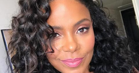 Sanaa Lathan Shaves Head Bald New Photos hero