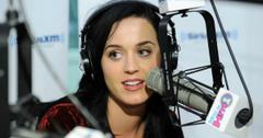 Katy Perry at SiriusXM