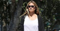 Heidi klum jeans white tshirt main