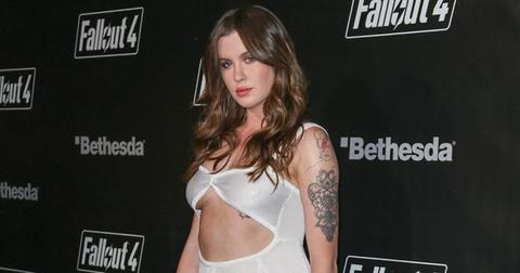 ireland baldwin naked photo shoot