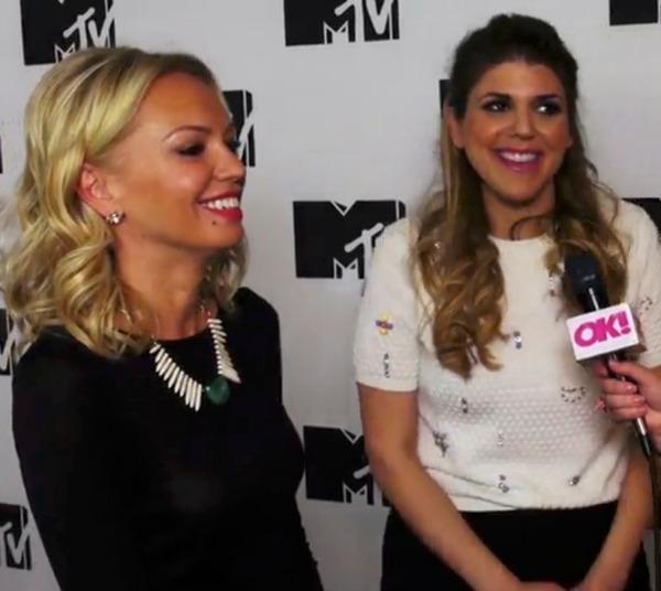 Barret Swatek and Molly Tarlov from MTV's Awkward