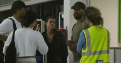Sofia richie scott disick greece airport main