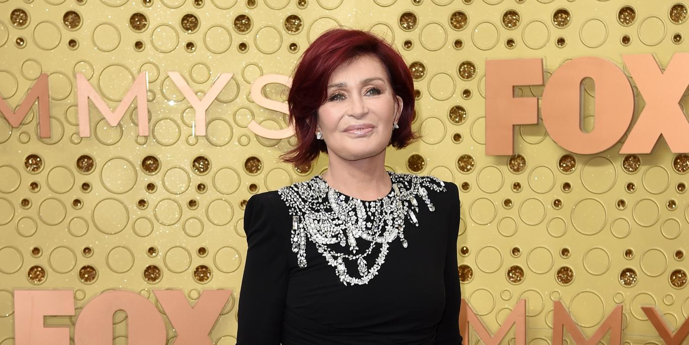 Sharon Osbourne at the 71st Emmy Awards