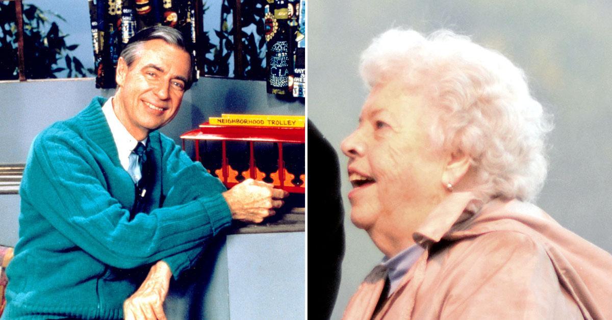 mister fred rogers widow joanne rogers dead  pf