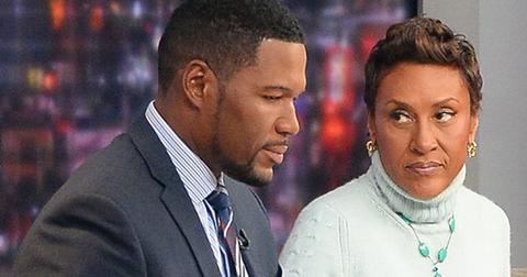 Michael strahan feud special treatment gma show hr