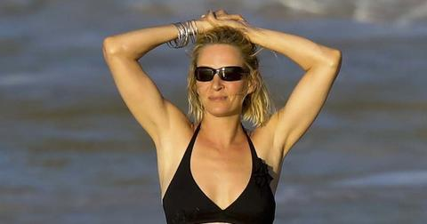 Exclusive… Premium:Uma Thurman Shows Off Her Beach Body In St. Bart's***NO USE W/O PRIOR AGREEMENT – CALL FOR PRICING***