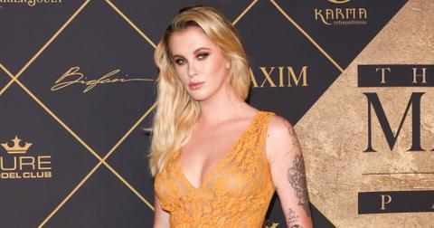 Ireland baldwin jokes father alec pig voicemail 1