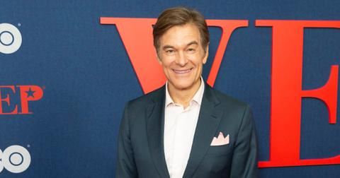 dr mehmet oz saves man newark cpr defibrillator