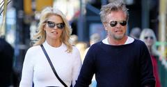 John Mellencamp and girlfriend Christie Brinkley spend a romantic day together