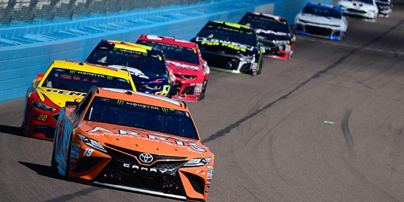 Monster Energy NASCAR Cup Series TicketGuardian 500