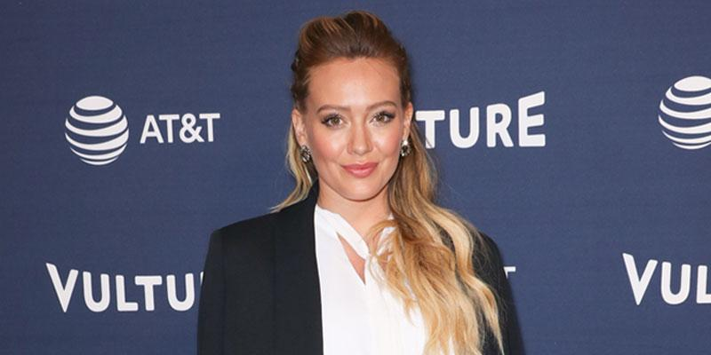 Hilary Duff Pregnant Boyfriend Matthew Koma Expecting Baby Girl PP