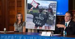 Mariah Kennedy-Cuomo Launches COVID Charity After Bashing Melania Trump