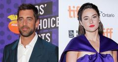 aaron rodgers best thing that happened propose shailene woodley engaged