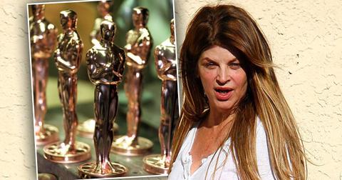 [Kirstie Alley] Slams The [Oscars], Says New Inclusion Rules Are 'Dictatorial'