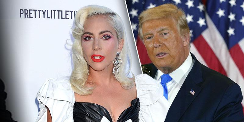 Lady Gaga's Dad Supports Trump After Disparaging Comments About Star