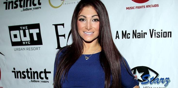 Former 'Jersey Shore' Star Deena Nicole Cortese's Father Passes Away!