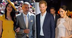 George Amal Royal Godparents PP
