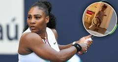 serena williams daughter tennis