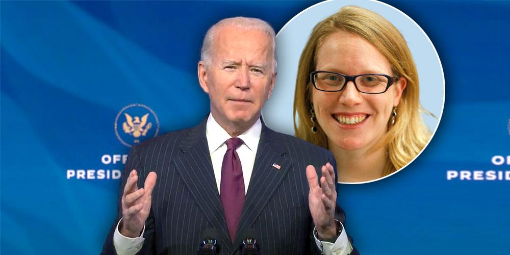 Joe Biden's Aide (Inset) Jennifer O'Malley Dillon, Under Fire For Controversial Comments, Donors Demand Apology