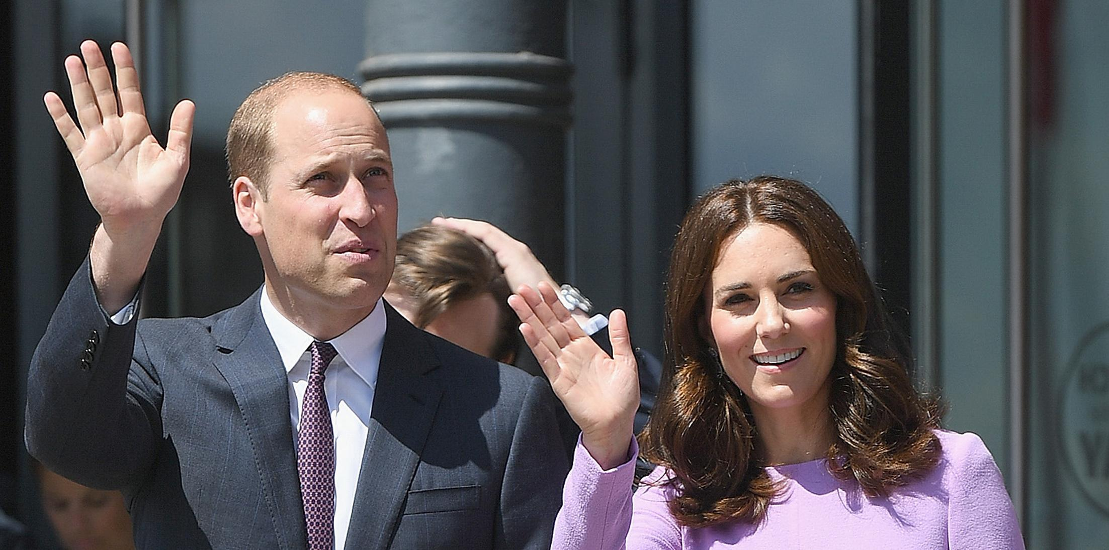 The Duke And Duchess Of Cambridge Visit Germany – Day 3