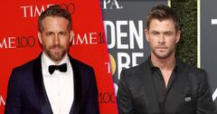 Hottest celeb dads ryan reynolds chris hemsworth pp