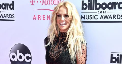 Britney spears naked boobs butt dress