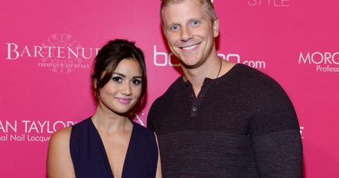 The bachelor finale Catherine Giudici Sean Lowe