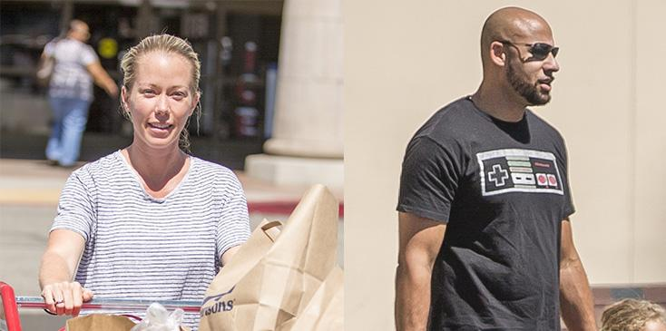 Kenda wilkinson hank baskett step out together marriage problems