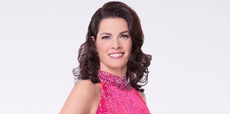 Nancy Kerrigan Dancing Stars Long