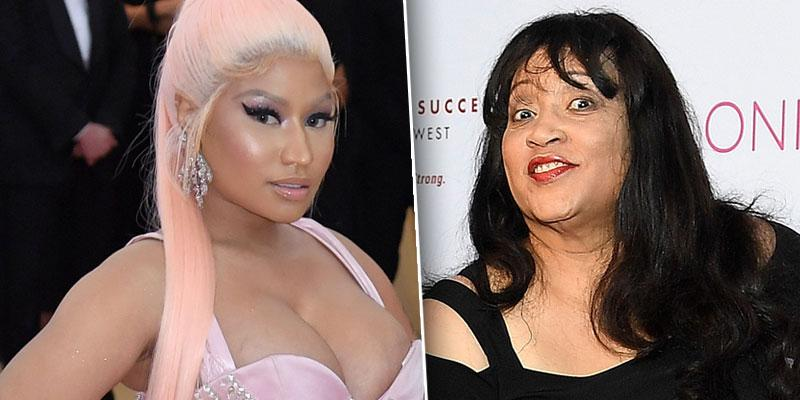 Nicki Minaj Pregnant Met Gala PP