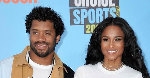 Ciara Announces She's Pregnant With Baby No. 3