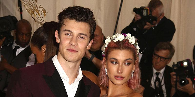 Shawn mendes falls stage hailey baldwin engaged main