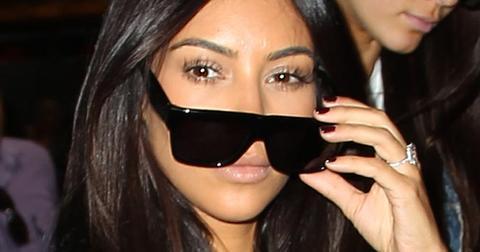 The Kardashians at the Los Angeles International Airport
