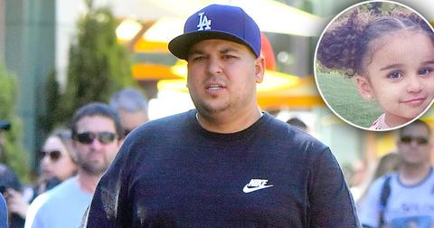 Rob Kardashian's Request To Get Primary Custody of Dream Gets Denied