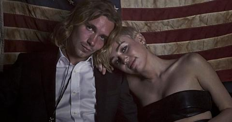 Miley and Jesse at the MTV VMAs